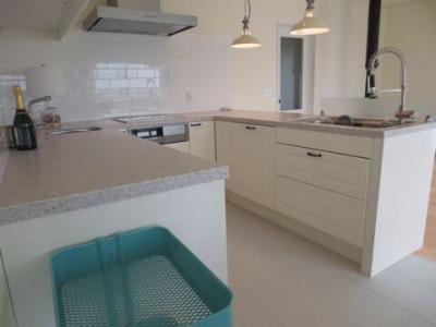 画像4: U型キッチン