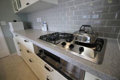 画像3: アイランド型キッチン