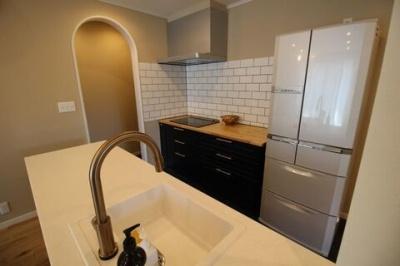 画像1: アイランド型キッチン