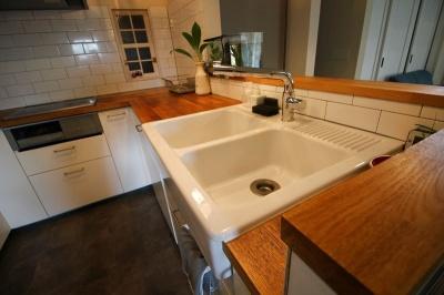 画像2: U型キッチン