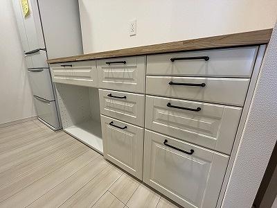 画像1: キッチン収納